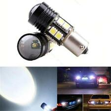 1x No Error Canbus CREE White LED Backup Reverse Light Bulb BA15S 1156 P21W WS
