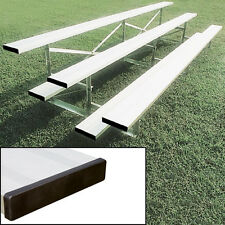 2 Row - 21'L Preferred Aluminum Bleacher (Seats 28)