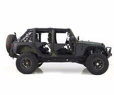 Smittybilt SRC Trail Doors 2007-2016 4-Door Jeep Wrangler JK U Complete Set of 4