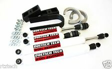 "RAM 1500 1994-2001 LIFT KIT 3"" & 3.5"" DOETSCH TECH PRERUNNER 8000 SHOCKS 2WD 4X2"