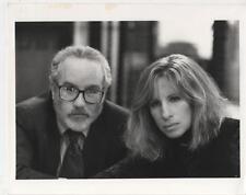 CINGLEE Nuts BARBRA STREISAND Richard Dreyfuss MARTIN RITT 1987