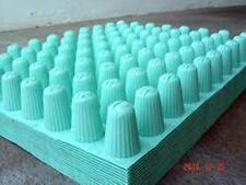 40 EA Red De Malla Pot Taza hidropónicas cultivo propagación crecen Kit de semillas a partir #