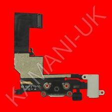 Pour iPhone 5S unité de chargement usb dock port-micro prise casque câble flexible blanc
