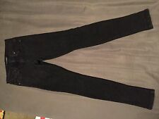Joe's Jeans Black Size 24