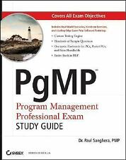 PgMP: Program Management Professional Exam Study Guide by Paul Sanghera