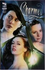 Charmed 10 Vol 1 Zenescope Paul Ruditis Reno Maniquis
