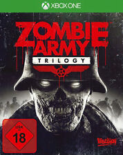 Xbox One Spiel: Sniper Elite Zombie Army Trilogy XB-One Neu & Ovp