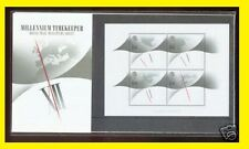 1999 Millennium Timekeeper Presentation Pack M02  SG MS2123 Royal Mail Mint nh