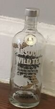 Absolut Wild Tea Vodka Empty 750 ML Bottle RARE Limited Collectible 4 Available