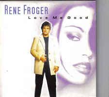 Rene Froger-Love Me good cd single