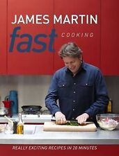 Fast Cooking: Really Exciting Recipes in 20 Minutes,James Martin,Excellent Book
