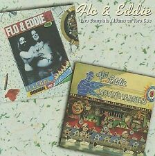 Illegal, Immoral and Fattening/Moving Targets by Flo & Eddie (CD, Apr-2010, 2...