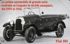 Fiat 501 n° 696 val 5000 scad 31 12 99 NUOVA
