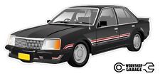 New! Collectable VC HDT BROCK Tuxedo Black Holden Commodore