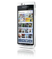 Sony Ericsson Xperia Arc S LT18i - 8.0 MP Camera - White Unlocked Mobile Phone