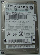 Fujitsu MHV2060AT 60GB 2.5 in IDE Drive 18 Instock Tested Good + 30 Day Warranty