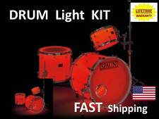 TAMA LED Drum Kit - super bright all colors available - EXCELLENT STAGE EFFECT