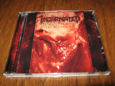 """INCARNATED """"Try Before Die"""" CD  carcass exhumed"""
