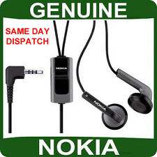 GENUINE Nokia 3120c Phone HEADSET handsfree mobile ear head phones original cell