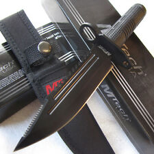 "Ultimate Hunter 9 1/2"" Combat Hunting Knife with Survival Kit and Compass MTech"