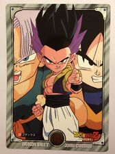 Dragon Ball Z Jumbo Carddass 17