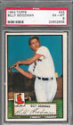 1952 Topps #23 BiLLY GOODMAN Red Sox PSA 6 EX-MT Red Back