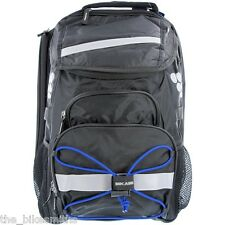 Bikase Pannier / Backpack COMBO 1500ci Laptop Sleeve Storage Bike Bag