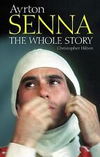 Ayrton Senna: The Whole Story-ExLibrary