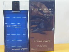Apparition CoBalt Homme By Emanuel Ungaro 3.oz Eau de toilette Spray NIB Seal
