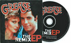 "Olivia Newton John / John Travolta ""Grease The Remix EP"" 98 CD"