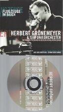 CD--HERBERT GRÖNEMEYER -- --- FLUGZEUGE IM BAUCH