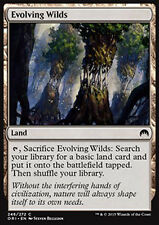 MTG 4x EVOLVING WILDS - TERRE SELVAGGE IN EVOLUZIONE - ORI - MAGIC