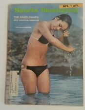 1968 Sports Illustrated TURIA MAU  5th SI  Swimsuit Issue