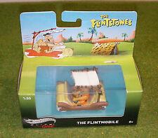 Mattel Hot Wheels Elite One l'échelle 1/50 the flintstones les FLINTMOBILE