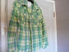 small boys soulstar check shirt -approx age 10 BNWOT