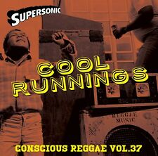 SUPERSONIC COOL RUNNINGS  REGGAE & LOVERS ROCK MIX CD