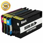 4 pack 950XL 951XL Ink Cartridge For HP OfficeJet Pro 8600 8610 8620 8625 8630