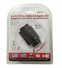 Storite Premium Quality USB 2.0 to IDE SATA PATA/2.5/3.5 Internal HDD Adapter