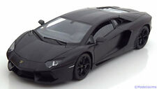 1:18 Welly Lamborghini Aventador LP 700-4 2011 flat  grey