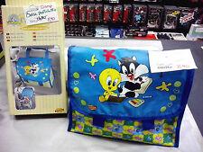 Borsa portatutto per auto baby looney Tunes