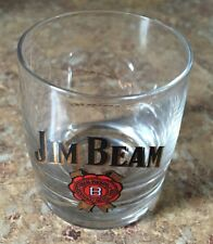 Jim Beam Shot Glass - Tony Kanaan #27 Nascar Edition