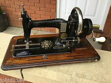 Retro Antique Vintage German Seidel & Naumann Sewing Machine