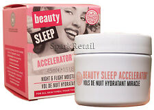 Soap and Glory BEAUTY SLEEP ACCELERATOR Night Moisture Miracle Moisturiser 45ml