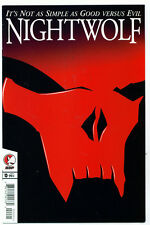 •.•  NIGHTWOLF (2006) • Issue 0 • Devil's Due Publishing