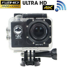 Full HD 2.0'' LCD 4K@30fps WiFi HD 1080P Sports Action Camera for SJ8000 Black