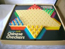 Vintage Dragon Chinese Checkers from Milton Bradley 1973 Edition