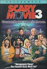 Scary Movie 3. Full Screen Edition. DVD. (2004)