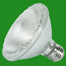6x 100W Par 30 Halogen Flood Spot Light Bulb, ES E27 Screw Dimmable Lamp, Globe.