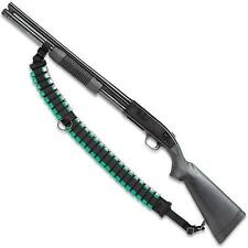 BENELLI TACTICAL SHOTGUN AMMO SLING BANDOLEER 25 SHELL BLACK - USA MADE