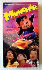 Munchie Strikes Back ~ Rare Promotional Demo Tape Screener VHS Movie Screening
